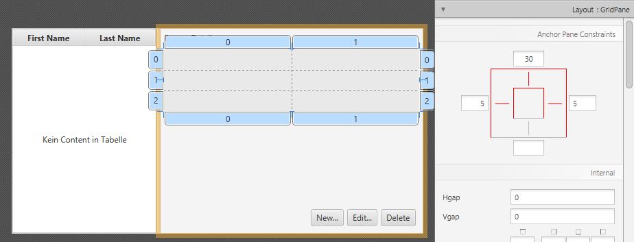 Part 1: Scene Builder | JavaFX Tutorial | code makery ch