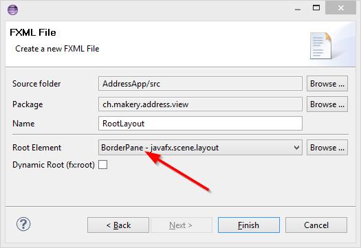 Part 1: Scene Builder   JavaFX Tutorial   code makery ch